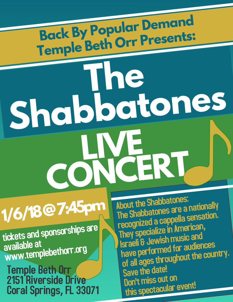 Shabbatones flyer final