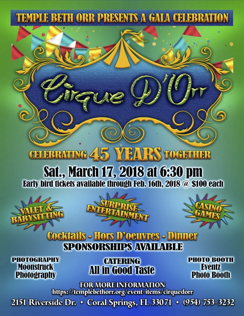 Cirque du Orr final flyer
