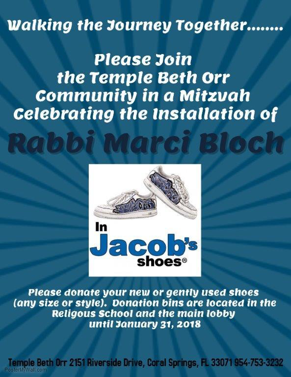 in jacob's shoes flyer